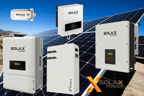 Solax Solar Panels